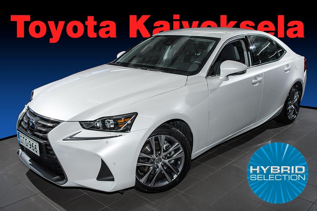 Is 300h Hybrid A Executive Edition